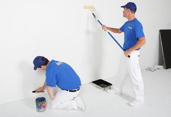 Come dipingere stanza, preparare una stanza